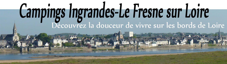 Campings Ingrandes-Le Fresne sur Loire
